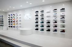 buy online 15160 53c74 54 Best Sneaker Store Layout images | Shop layout, Store ...