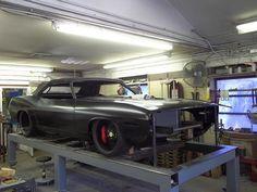Nice chassis table