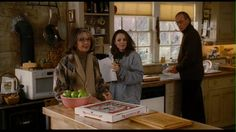 """From the movie, """"The Family Stone"""" kitchen"""