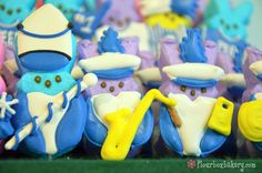 Peep State football game by the Flour Box Bakery in Bellefonte, PA Marshmallow Peeps, College Checklist, Happy Valley, Happy Spring, How To Get Warm, Blue Band, Projects, Bakery, Blog