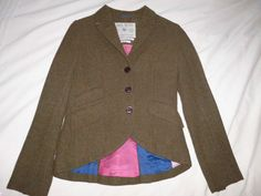 Jack Wills Tweed Jacket | eBay