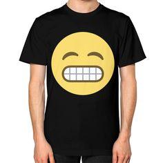 Grinning Emoji T-Shirt for Men