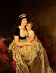 marguerite gerard - Mother and Child