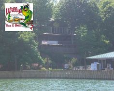 Willys Bar & Grill Lakeside Dining, Lakeside Restaurant, Bar Grill, Special Events, Places Ive Been, Grilling, Fair Grounds, Deck, Boat