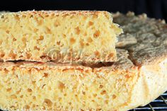 Terapia do Tacho: Broa de milho (Corn bread)