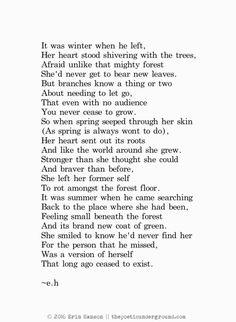 Growing Season. thepoeticunderground.com #poem #poetry