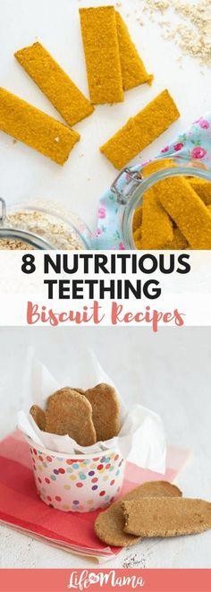 12 Pregnancy Power Foods You Should Be Eating - Steaten Baby Teething Biscuits, Teething Cookies, Baby Cookies, Teething Babies, Toddler Meals, Kids Meals, Baby Meals, Toddler Food, Baby Biscuit Recipe