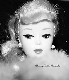 Vintage Barbie. www.theresamaddoxphotography.com