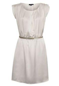 Vestido FiveBlu FiveBlu Luxy Off-white