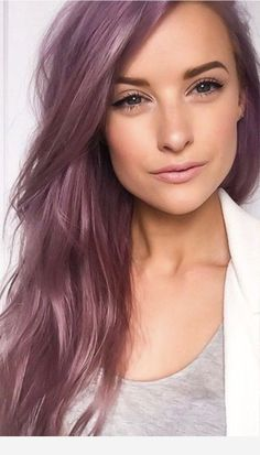 pastel hair Amazing mauve hair color: Related posts:Korean hairstyle chestnut color and makeupCute girl, hair length Hair Color Purple, Hair Color And Cut, Pink Hair, Green Hair, Fall Hair Colour, White Hair, Ash Purple Hair, Pastel Hair Colors, Pastel Lavender Hair