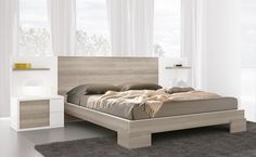 Dormitorio sofisticado con bañera