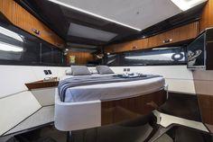 Riva 56 Rivale - Interior - VIP cabin