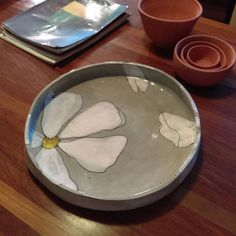 My favorite platter going to its new home!