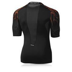 Adidas TechFit Preparation Seasonal Compression Short Sleeve T-Shirt picture 2