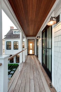 Avalon Bay House - beach-style - Exterior - Philadelphia - Asher Associates Architects