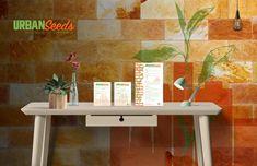 """Check out my @Behance project: """"Urban Seeds Logo & Branding"""" https://www.behance.net/gallery/61677729/Urban-Seeds-Logo-Branding"""