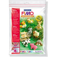 FIMO Moulds For Clay, Powder, Chocolate etc Seasonal Shapes etc - Choice Of 16 for sale Pets For Sale, Snack Recipes, Snacks, Farm Animals, Mole, Paper Mache, Handicraft, Sculpting, Clay