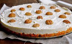 Sunde kageopskrifter og en lækker, nem gulerodskage helt uden hvidt sukker. Besøg min side og find inspiration til sunde kageopskrifter til hele familien!
