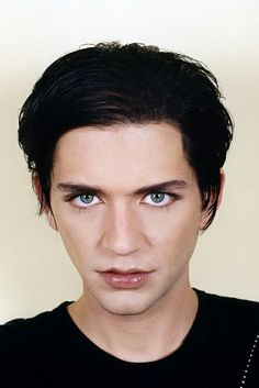 """Your eyes forever glued to mine"" Brian Molko,"