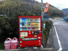 Why Vending Machines Are So Popular in #Japan? via kotaku.com So, like the unmanned vegetable stalls, or the plethora of convenience stores, vending machines make certain products available in a convenient fashion. But, they also do that in a cost-effective way. Operating a vending machine is cheaper than opening an actual shop.