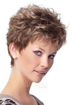 "19 Stunning Short Hairstyles for Long Faces ""I want them all, especially # 13 - Beliebte Frisuren - Short Shag Hairstyles, Haircuts For Fine Hair, Short Hairstyles For Women, Straight Hairstyles, Emo Hairstyles, Pixie Haircuts, Hairstyle Short, Sassy Haircuts, Layered Hairstyles"