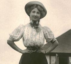 Gabrielle Ray (1883-1973).