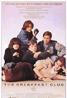 The Breakfast Club.----love this movie!