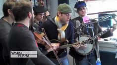 Punch Brothers - Rye Whiskey. These guys are so much fun!