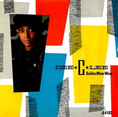 """For Sale - Dee C. Lee Selina Wow Wow UK Promo  7"""" vinyl single (7 inch record) - See this and 250,000 other rare & vintage vinyl records, singles, LPs & CDs at http://eil.com"""
