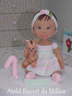 porcelana fria polymer clay pasta francesa masa flexible fimo topper modelado figurine