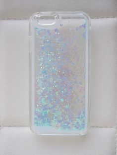 iPhone 6 case - clear glitter liquid with hipster blue and green aurora borealis heart and glitter iridescent geometric sequins floating in a waterfall quicksand liquid trendy phone case. US seller (Tech Aesthetic Green) Cheap Iphone 7 Cases, Iphone 6 Plus Case, Iphone Phone Cases, Iphone 5s, Phone Covers, Pink Phone Cases, Cool Phone Cases, Glitter Iphone 6 Case, Accessoires Iphone