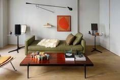 Apartment in Paris by Pierre Saalburg