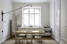 Appartement in Stockholm met een vintage interieur - Roomed