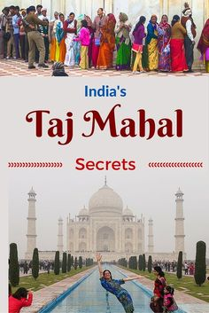 The Taj Mahal in India is one of the most amazing travel attractions in the world, but did you know these secrets and tips about it?