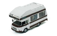 BARKAS B1000 Wohnmobil - Off White - 1973