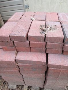 A husband and wife buy 200 cheap paving stones at Lowe's, but instead of building a walkway they do THIS!