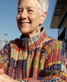 I needed this jacket on the seafront today! It's another version of my pattern GW C001, this time with a zip closure. www.etsy.com/uk/shop/GetWeaving #weaving #rigidheddleloom #woven #ashford #wool #clothing #fabric #jacket #wearwithpride #wearyourweaving #clactonseafront