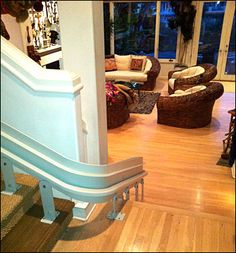 Bruno Curved Stair Lift In Los Angeles