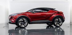 El Toyota C-HR se presentará en el Salón del Automóvil de Ginebra 2016, donde la marca japonesa confirmará que comenzará a producirlo para venderlo desde el segundo semestre del año a nivel interna…