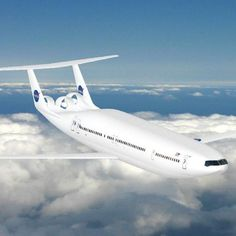 NASA and MIT Have Designed the Passenger Plane of the Future