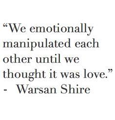 Warsan Shire **