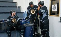 2014 Boston Bruins Training Camp or Soap Opera?