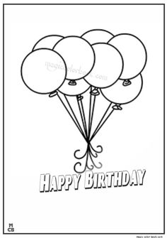 Rainbow Coloring Pages With Color Words   Free coloring ...