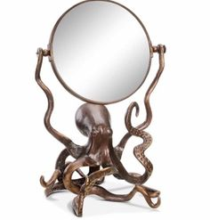 This Hexmas you can buy my love with an octopus vanity mirror from Loved To Death  .