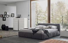 Platform Bed, Contemporary Platform Beds, Modern Platform Bed