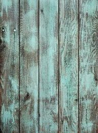 blue wood back drop pinned with Bazaart