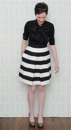 The Flynn Skirt >> super cute! $160