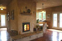 masonry-heater-earth-clay-plaster-bench