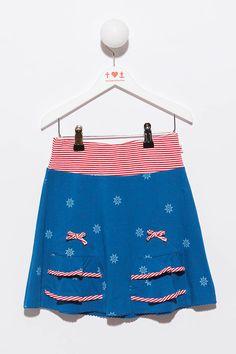 Sundays Are Super Skirt