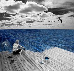 surrealismo fotografico - Buscar con Google